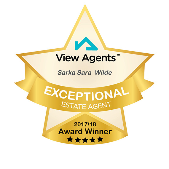 ViewAgent Exceptional Agent National Winner 2017-2018