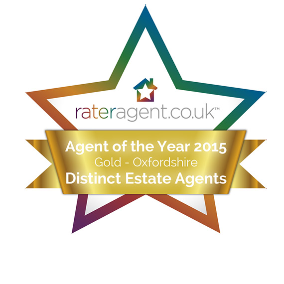 Distinct Property Consultants has won the Gold Agent of the Year Award 2015